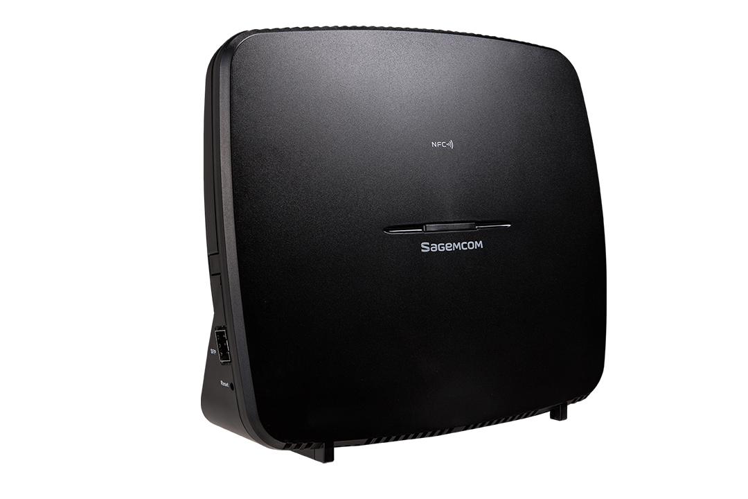 cheap for discount 46499 27b2e Residential gateway Fast 5360   Sagemcom