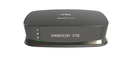 SAGEMCOM 4K UHD OFFER | Sagemcom