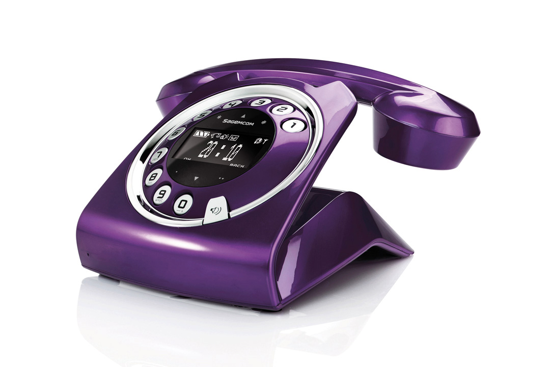 Sixty. Design Cordless Phone ...