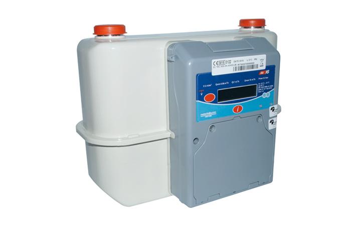 Home Gas Meter And Meter In Water : Eg residential natural gas smart meter sagemcom