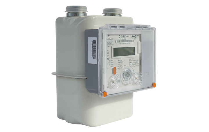 Ef4 Evo Natural Gas Smart Meter Sagemcom