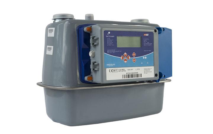 Eg10 16 25 Gas Smart Meter Sagemcom